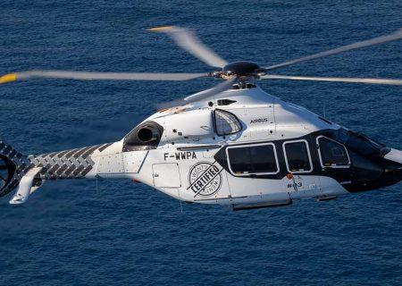 تأیید صدور گواهینامه نوع EASA برای هلیکوپترهای Airbus H160