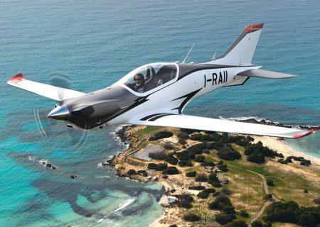 توسعه هواپیمای توربوپراپ آموزشی Gabriel توسط شرکت Blackshape