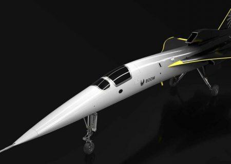 رونمایی شرکت Boom از هواپیمای مافوق صوت XB-1 در ماه اکتبر