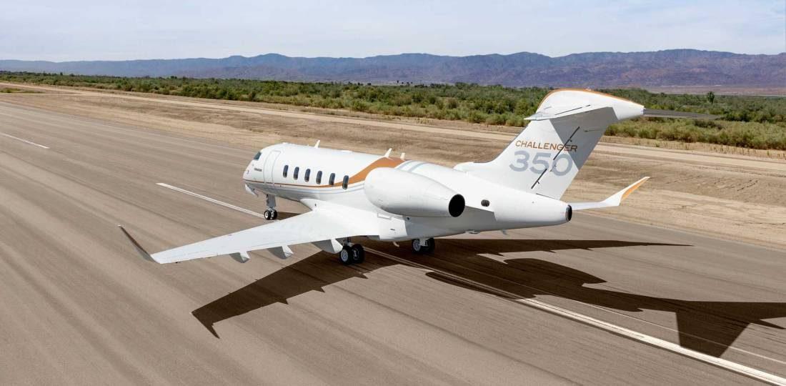 تحویل سیصد و پنجاهمین Challenger 350 توسط بمباردیر