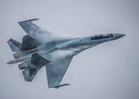 پرواز جنگنده سوخو Su-35S، ۱۰ ساله شد