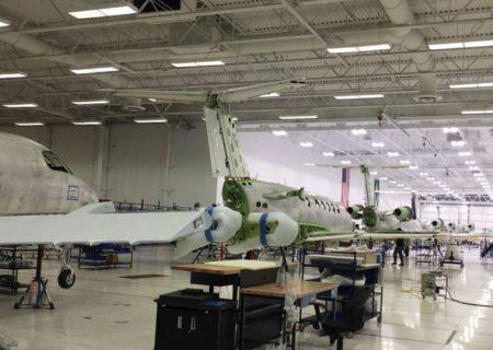 ثبت فروش بیزینس جت در سه ماهه دوم توسط Embraer